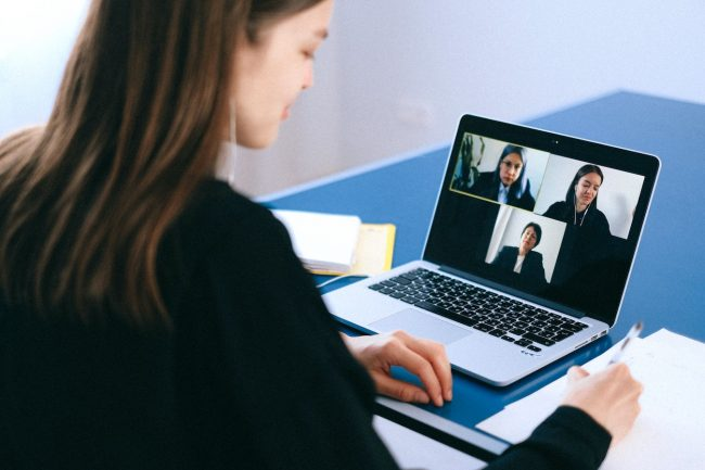 5 steps for successful video conferences